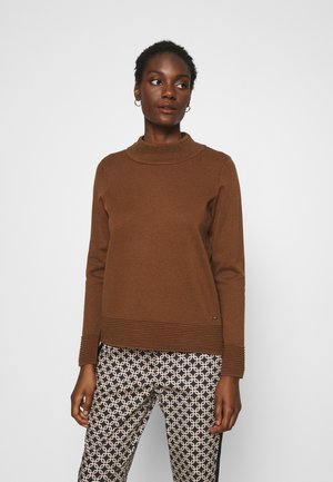 TURTLENECK - Jumper - toffee