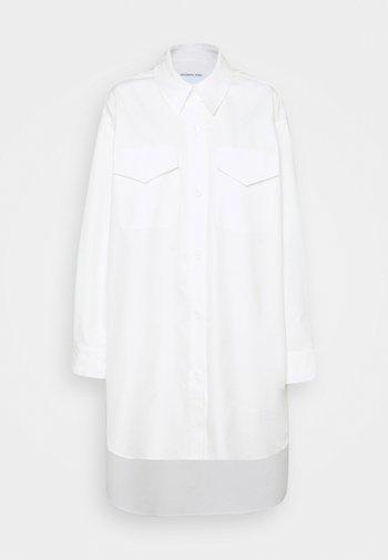 BILLY DRESS - Shirt dress - cream