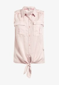khujo - LANA - Button-down blouse - rose - 4
