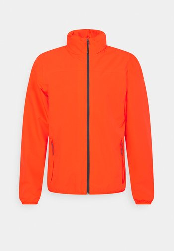 BASCO - Outdoor jacket - dark orange