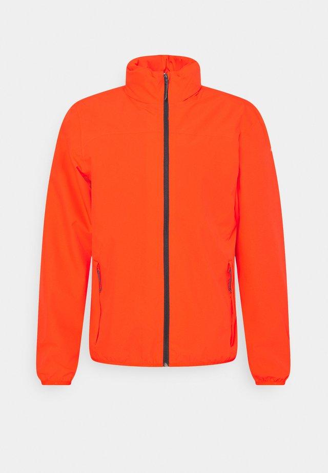 BASCO - Outdoor jakke - dark orange