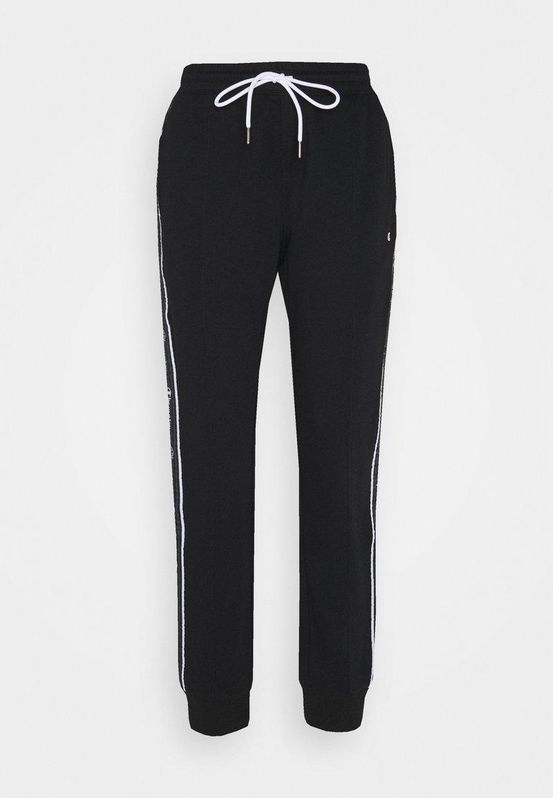 Champion - CUFF PANTS - Spodnie treningowe - black