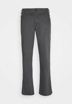 STRETCH FONT PANTS - Bukser - anthracite