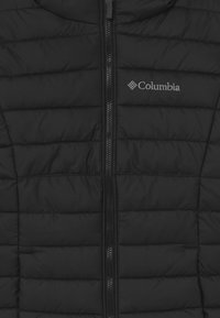 Columbia - POWDER LITE BOYS HOODED - Snowboard jacket - black - 4