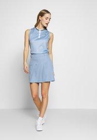 Cross Sportswear - PLEAT SKORT - Sports skirt - forever blue - 1
