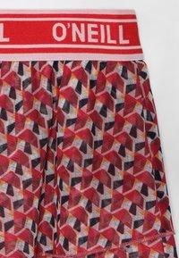 O'Neill - A-line skirt - pink/purple/yellow - 3