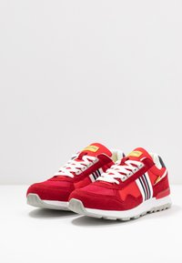 GAS Footwear - CARL SHINY  - Trainers - red - 2