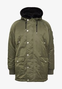 Redefined Rebel - Parka - dark olive - 3