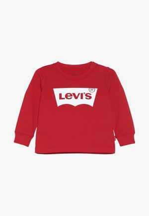 BATWING TEE UNISEX - Long sleeved top - super red