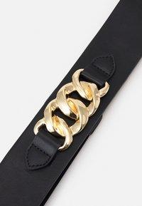 ONLY - ONLNORA RING BELT - Midjebelte - black/gold-coloured - 2