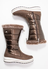 Caprice - Winter boots - bronce - 3