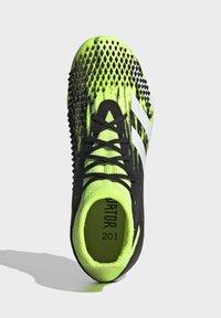 adidas Performance - PREDATOR MUTATOR 20.1 FOOTBALL BOOTS FIRM GROUND UNISEX - Moulded stud football boots - siggnr/ftwwht/cblack - 1