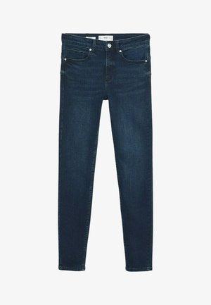 PUSHUP - Skinny džíny - deep dark blue