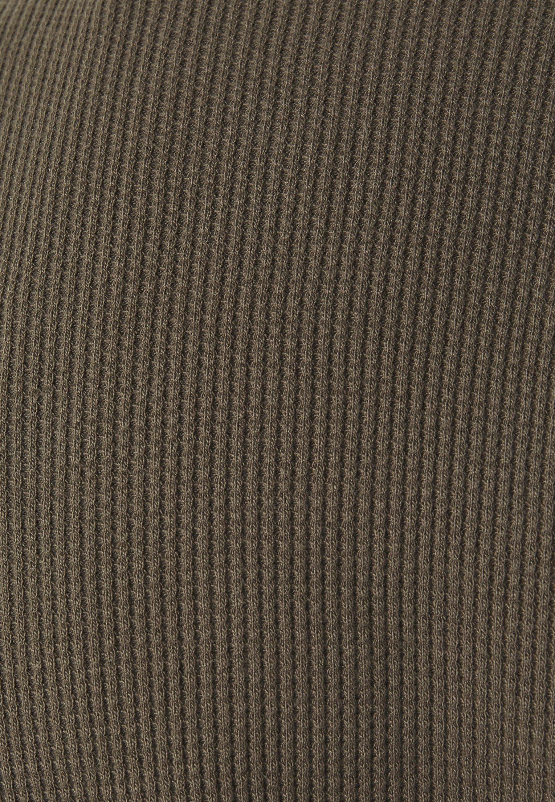 Club Monaco SHORT SLEEVE - Basic T-shirt - brown SooJt