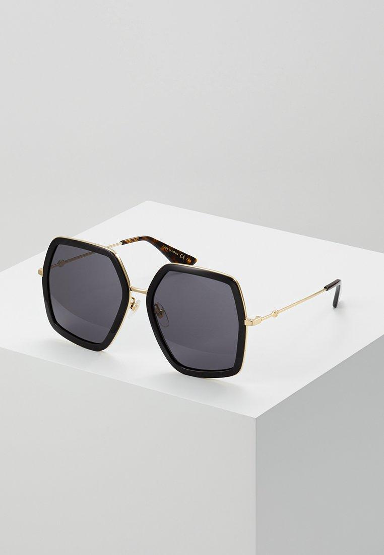 Gucci - Sunglasses - black/grey