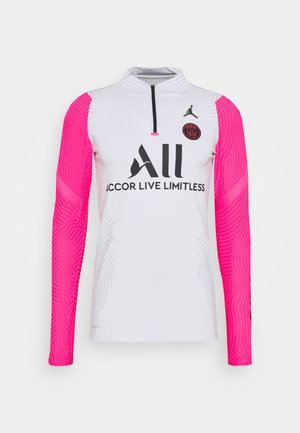 PARIS ST GERMAIN - Club wear - white/hyper pink/black