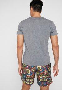 Peak Performance - TEE - Print T-shirt - grey melange - 2