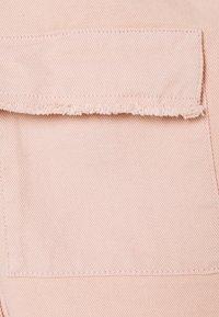 Missguided Maternity - Denim jacket - cream - 2