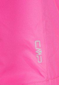CMP - SALOPETTE UNISEX - Spodnie narciarskie - pink fluo - 4