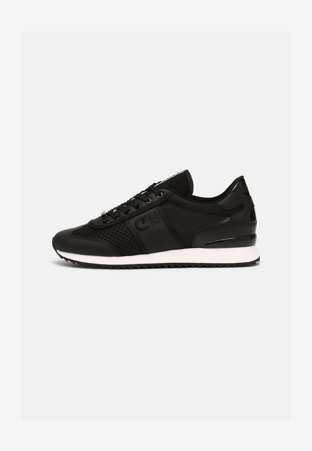 WARM UP MATTE - Sneakers laag - black