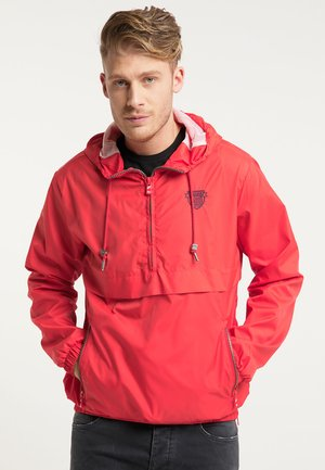 SCHLUPFJACKE - Windbreaker - red