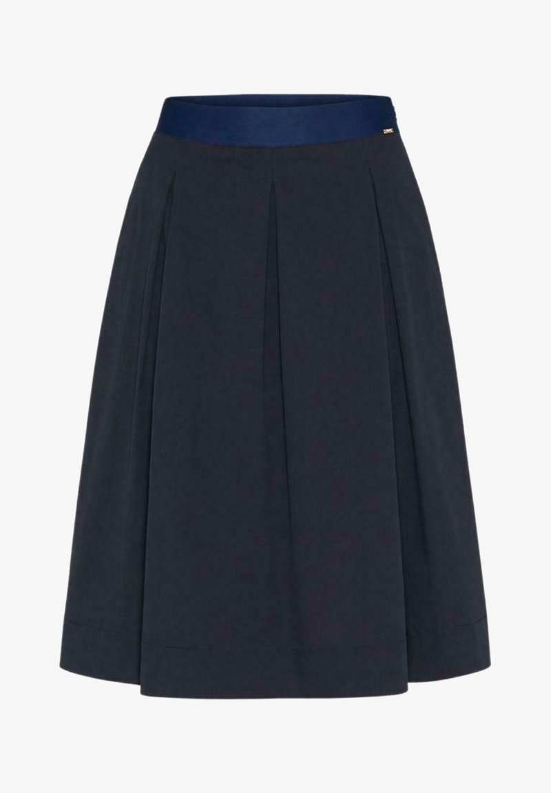 Cinque - A-line skirt - dark blue