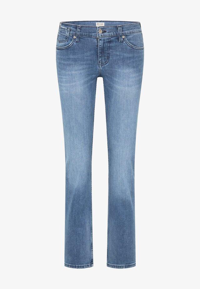 OREGON - Straight leg jeans - blau