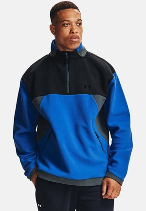 RECOVER  - Fleece jumper - emotion blue