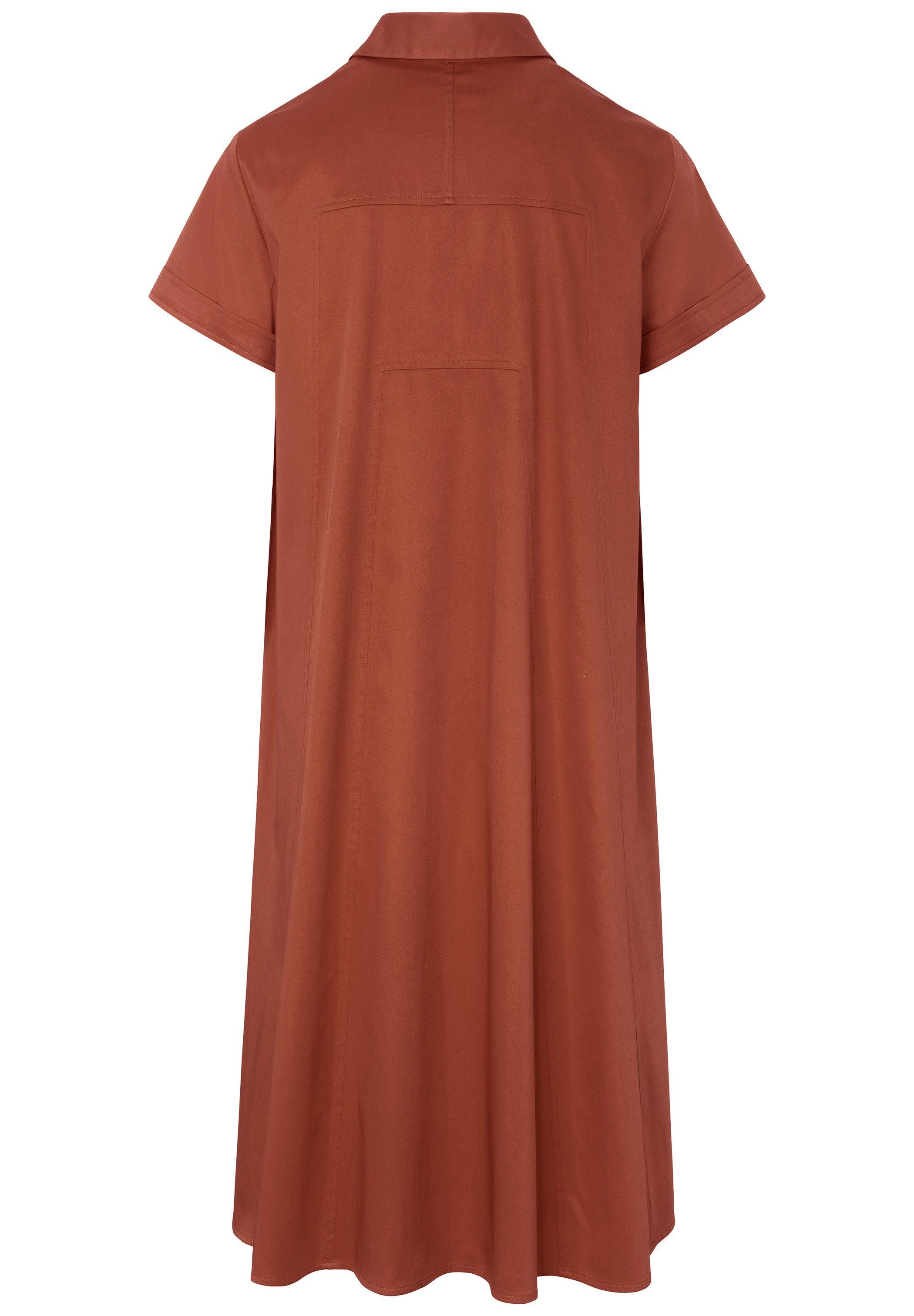 DAY.LIKE Robe chemise - cognac - Robes femme wZPWa