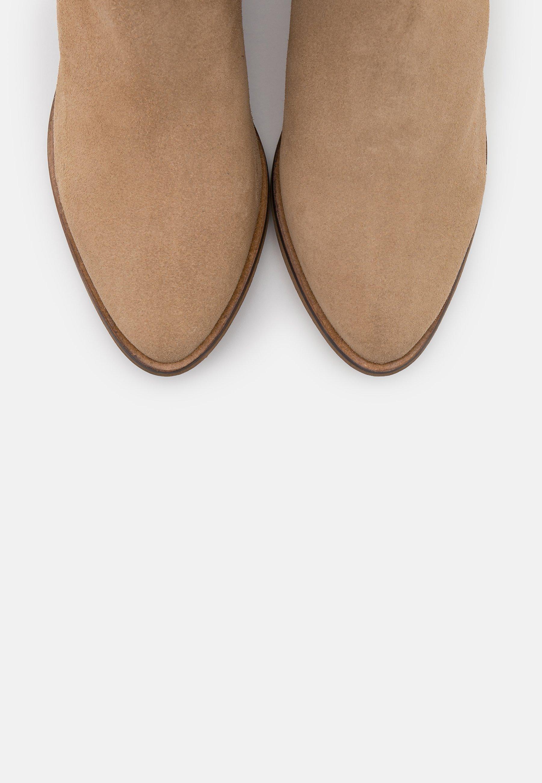Anna Field Leather - Støvler Beige