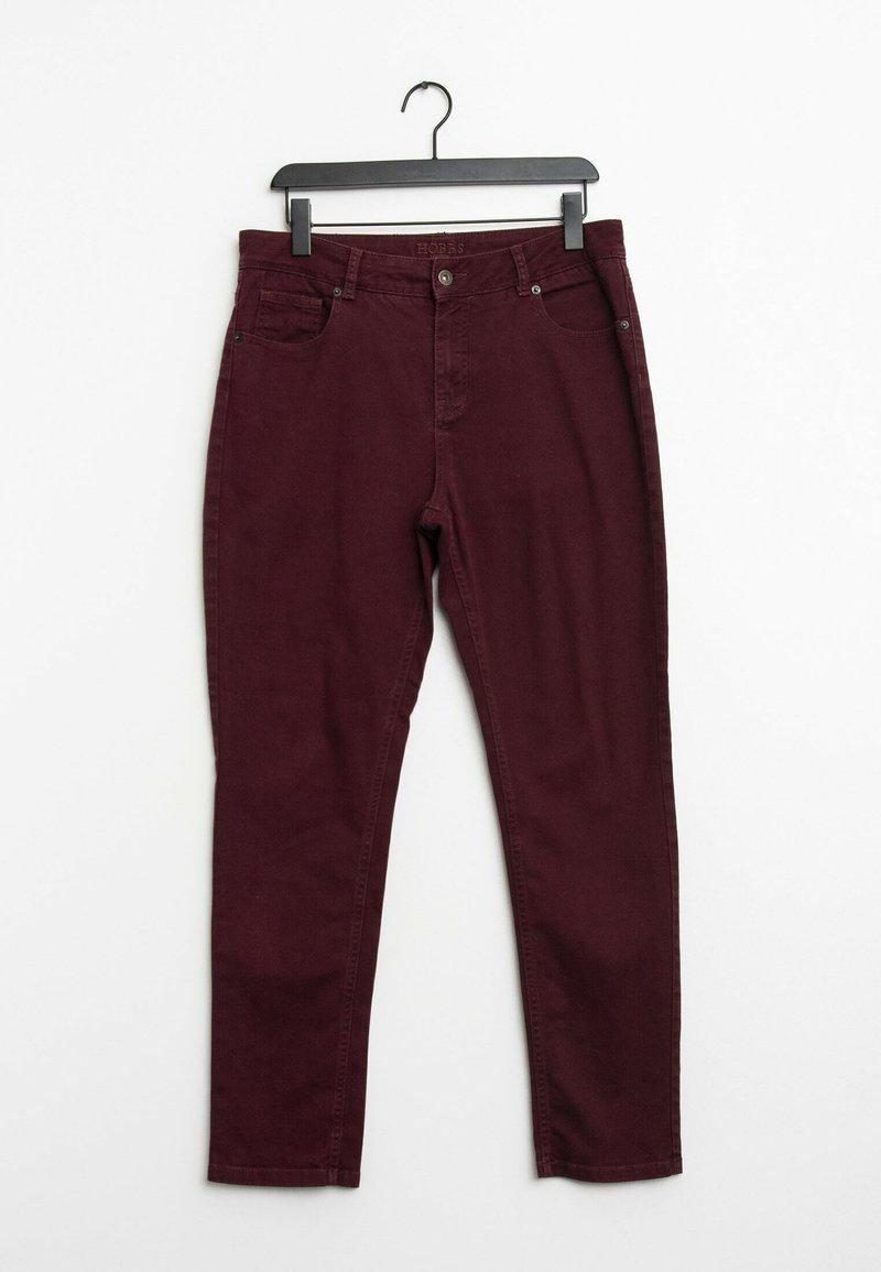 Hobbs - Trousers - purple