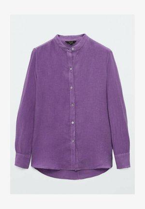 UNIFARBENES  - Chemisier - dark purple