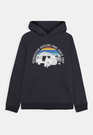 COME SAIL AWAY YOUTH - Sweat à capuche - parisian night