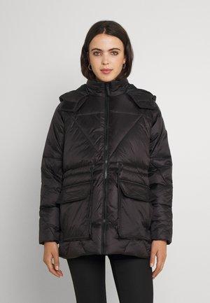 NMTANNA JACKET - Down coat - black