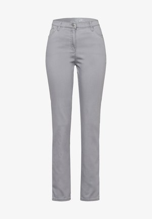 STYLE INA - Slim fit jeans - grey