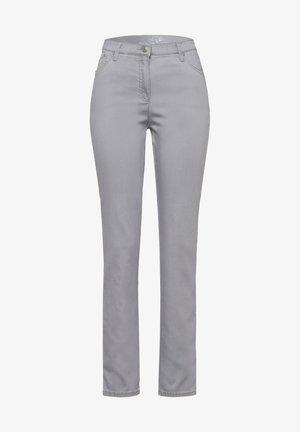 STYLE INA - Jean slim - grey
