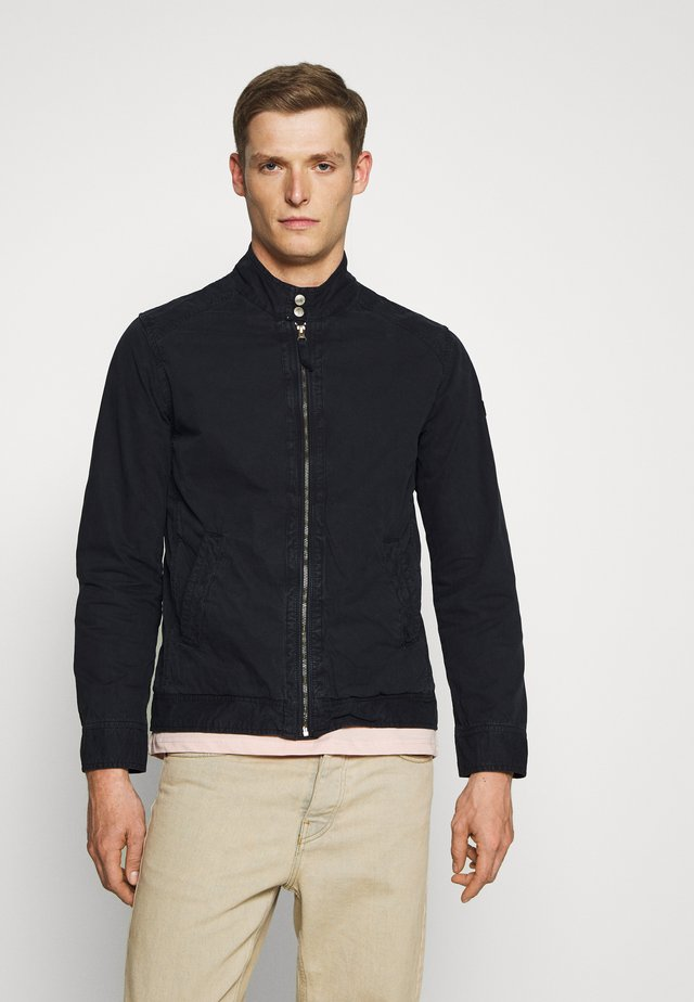 JAY - Summer jacket - navy