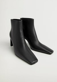 Mango - SAS - Classic ankle boots - zwart - 1