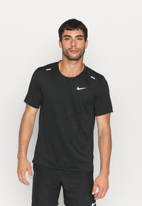 Nike Performance - RISE - Printtipaita - black - 0