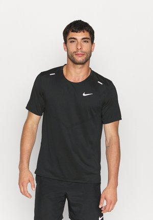 RISE - T-shirt print - black