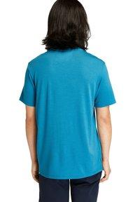 Timberland - Basic T-shirt - lyons blue - 2