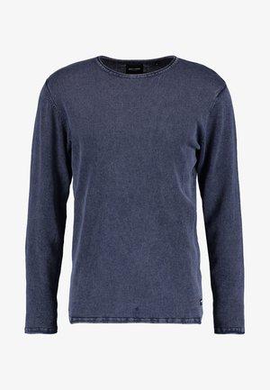 ONSGARSON WASH CREW NECK - Jersey de punto - dress blues