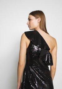 MICHAEL Michael Kors - SEQUIN DRESS - Robe de soirée - black - 4