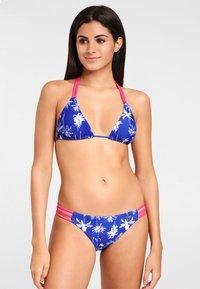 Venice Beach - Bikini bottoms - blue/white - 1