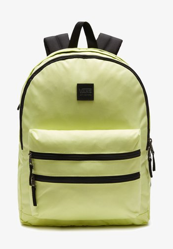 WM SCHOOLIN IT BACKPACK - Rucksack - sunny lime