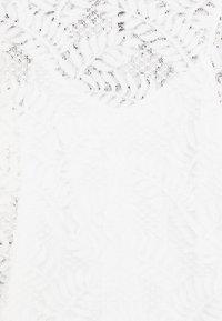 Vila - VILEFFA - Bluser - cloud dancer - 2