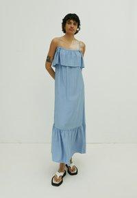 EDITED - Maxi dress - blau - 0
