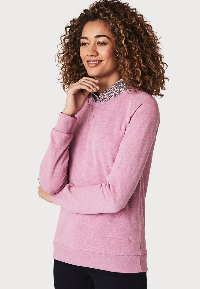 OVERDYED - Sweater - pink