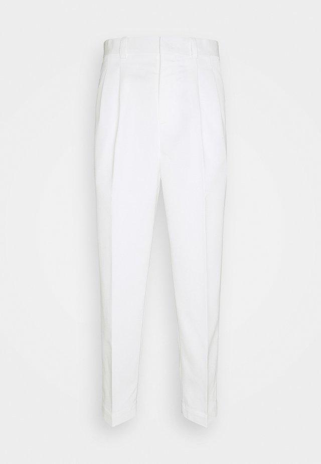 MALA TROUSER  - Pantaloni - white