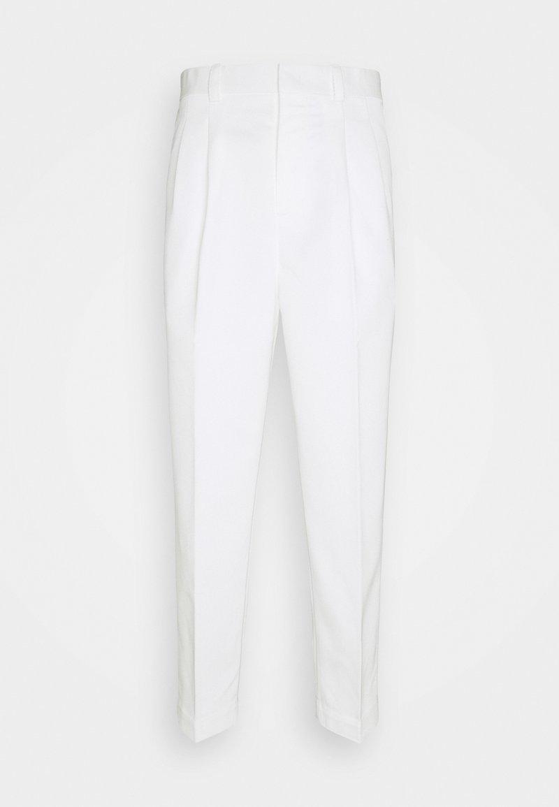 Holzweiler - MALA TROUSER  - Trousers - white